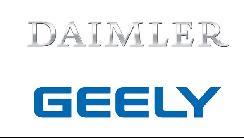 """戴姆勒与吉利启动高端出行服务""""耀出行"""""""