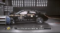 保时捷Taycan获得五星级欧洲NCAP安全评级