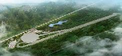 重庆智能网联汽车试验基地探秘 国内性能道路最长