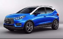 11月销量10675辆,比亚迪新能源车同比下滑62.86%