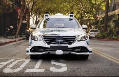 奔驰与博世联手在硅谷启动Robotaxi试点项目