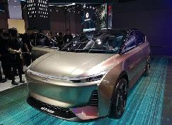 定位轿跑型SUV 爱驰汽车将推出爱驰U6