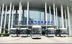 东方电气获成都客车90台氢燃料电池发动机批量订单