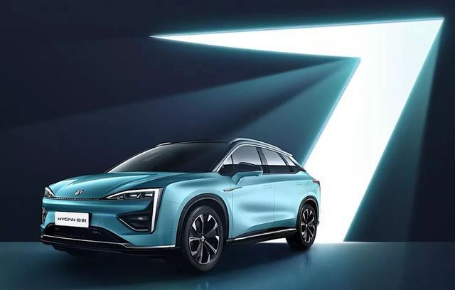 广汽蔚来首款车型即将上市,这个造车新势力不简单
