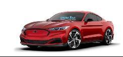 曝福特Mustang Mach