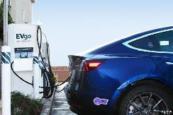 为特斯拉开路 EVgo充电站服务内容升级