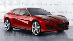 法拉利首款SUV2021年推出 将提供燃油版和混动版