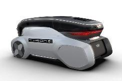 终极进化 现代摩比斯将展示M.Vision S