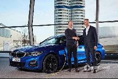里程碑:宝马宣布全球累计销售50万辆新能源汽车