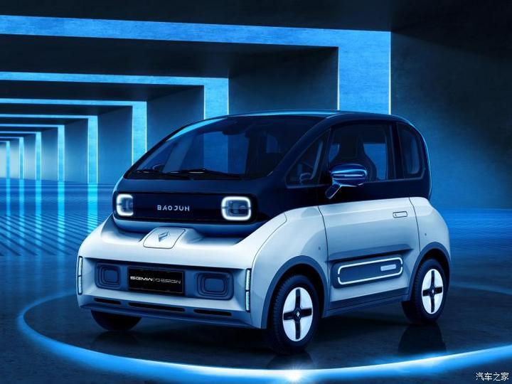 上汽通用五菱 新宝骏E300 2020款 基本型