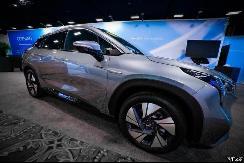 2020 CES:Aion LX搭载康宁曲面玻璃