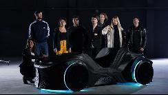 BigRep 3D打印自动驾驶电动原型车 由14个3D打印部件组成