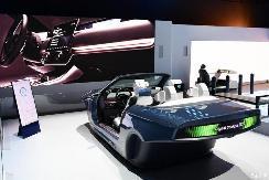 2020 CES:三星集团发布智能数字座舱