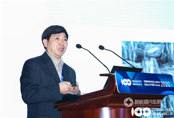 百人会论坛2020|王海江:质子交换膜——燃料电池核心材料气体扩散层