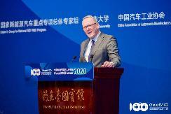 大众冯思瀚:非财政鼓励措施是新能源汽车健康发展的关键