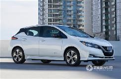 全新日产聆风电动车正式发布 续航提升至389公里