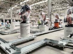新能源工厂全面建成 奔驰加速在华布局
