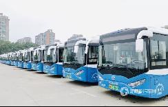 上有天堂,下有苏杭--银隆新能源公交杭州上线!