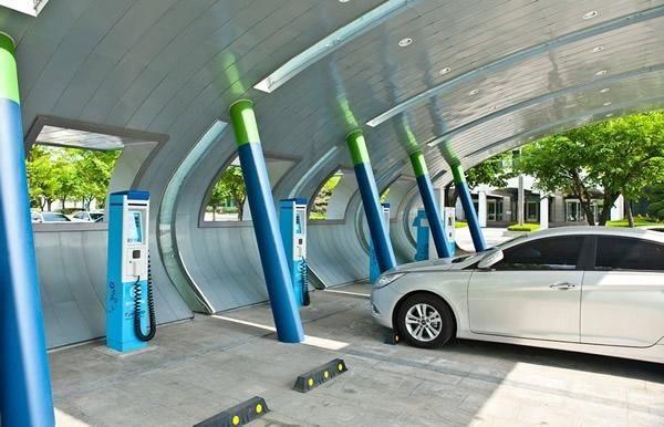 中国充电桩建设