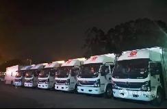 中通研发制造,50台45KW燃料电池物流车交付投运