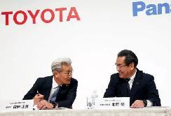 丰田牵手松下,日系企业联手开拓电动车市场