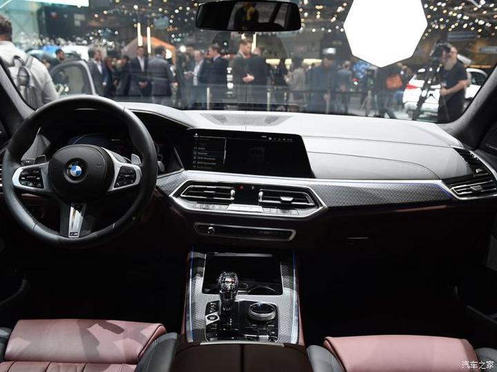 宝马(进口) 宝马X5新能源 2019款 xDrive45e