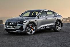 奥迪轿跑纯电SUV将于10月在国内上市