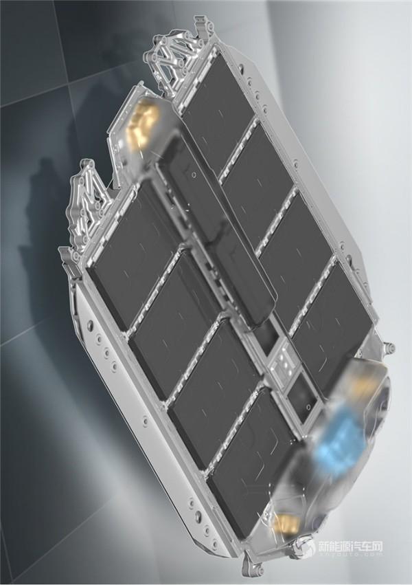 宝马在斯巴达堡的工厂将电池产能提高了一倍