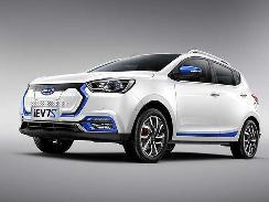 江淮计划在俄罗斯市场推出电动汽车