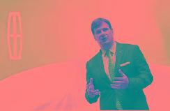 福特管理层调整:吉姆·法利任COO 韩瑞麟将退休