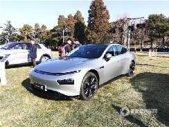碾压特斯拉?小鹏汽车P7 预计今年4月上市 预售24万起