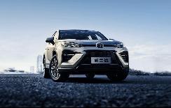 丰田发布新能源规划:威兰达、奕泽IZOA EV、C-HR EV即将上市