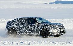 雪铁龙最新跨界SUV谍照曝光,轮毂看很可能是新能源车型