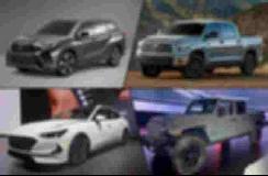 新索纳塔混动版/汉兰达运动版领衔 2020芝加哥车展盘点 【图】