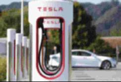 特斯拉全球累计建设超级充电站1821座 【图】