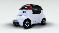 英国GMD公司推出城市纯电动代步车Motiv