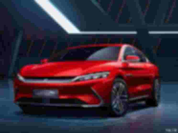 比亚迪 汉 2020款 EV 基本型