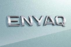 斯柯达确认首款纯电动SUV命名Enyaq 2021年开售