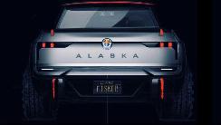 """Karma动皮卡效果图""""官泄 """" 或命名为ALASKA"""
