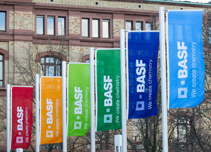 电池,巴斯夫德国,巴斯夫欧洲工厂,电动汽车电池
