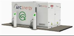 AFC能源公司推出氢动力充电器 可随时随地为电动汽车充电
