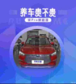 小保养320元 比亚迪宋Pro EV养车成本 【图】