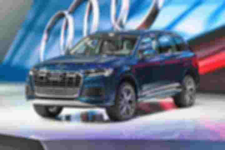 今年值得期待的4款豪华SUV,宝马X8很抢眼!新款奥迪Q7堪比换代
