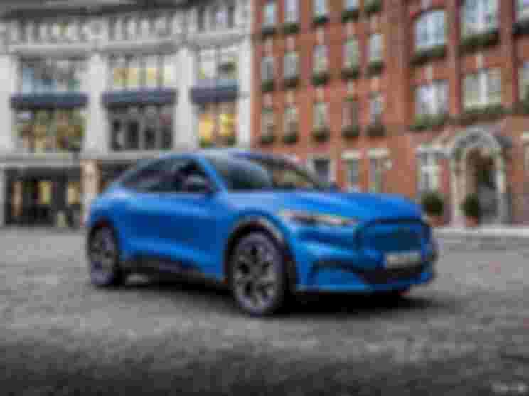福特(进口) Mustang Mach-E 2020款 欧版