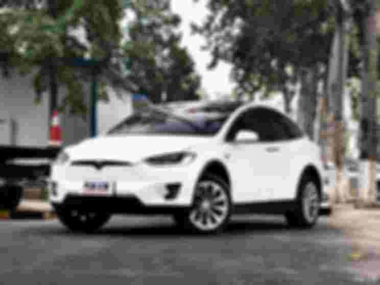 特斯拉(进口) Model X 2016款 Model X 75D