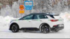大众ID.4正在进行冬季雪地测试,或延期到六月发布 【图】