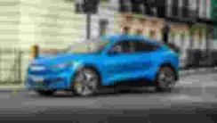 变电动SUV 福特Mustang Mach-E明年入华 【图】