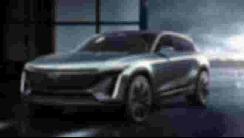 凯迪拉克将推电动跨界车 或亮相4月纽约车展 【图】