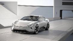 极星发布Precept纯电概念车, 定位品牌未来旗舰