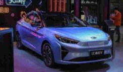 NEDC 续航 530km,预售价 15.5 万元起,江淮iC5正式开启预售 【图】